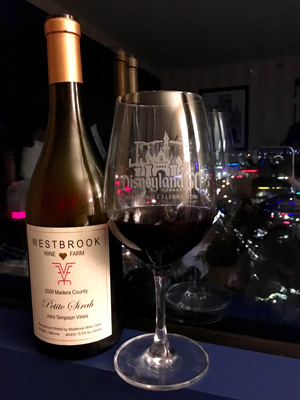 Westbrook Wine Farm in Disneyland